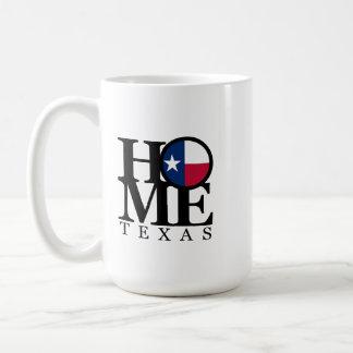 ZUHAUSE Texas-Tasse Tasse