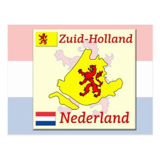 Zuid-Holland Nederland Postkarte