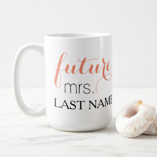 Zukünftige Frau Coffee Mug Kaffeetasse