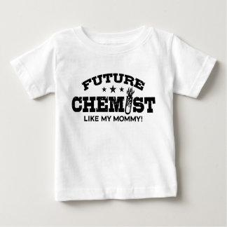 Zukünftiger Chemiker mögen meine Mama Baby T-shirt