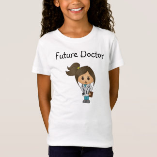 Zukünftiger Doktor - niedlicher Doktor Female - T-Shirt