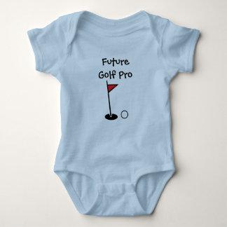 """""""Zukünftiger Golf-Pro"""" Baby-Bodysuit Babybody"""