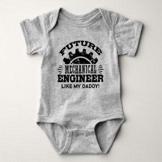 Zukünftiger Maschinenbauingenieur mögen meinen Baby Strampler