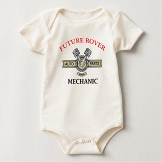 Zukünftiger Mechaniker Baby Strampler