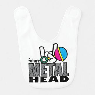 Zukünftiger Metallkopf-Schellfisch Babylätzchen