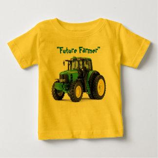 Zukünftiges Bauers-Baby-Shirt Baby T-shirt
