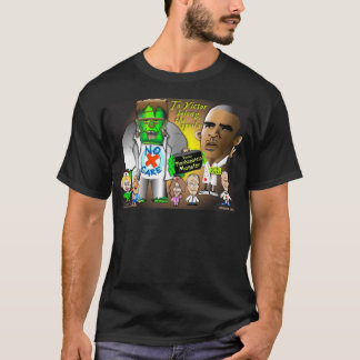 Zum Sieger gehören die Schmutze T-Shirt