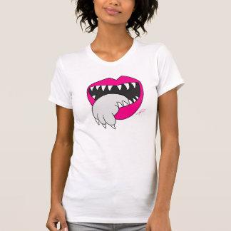 Zunge erhielt Ihre Katze durch Jesse Lebon T-Shirt