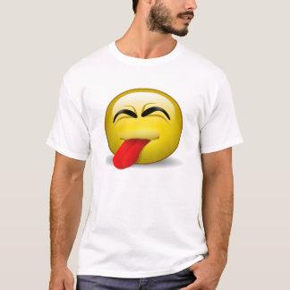 Zunge heraus T-Shirt