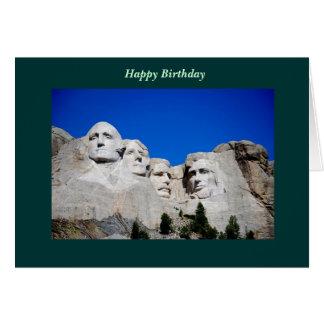 Zur Feier Ihres Geburtstages Grußkarte