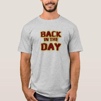 Zurück im Tagesspaß-T - Shirt