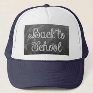Zurück zu Schule Baseball Cap