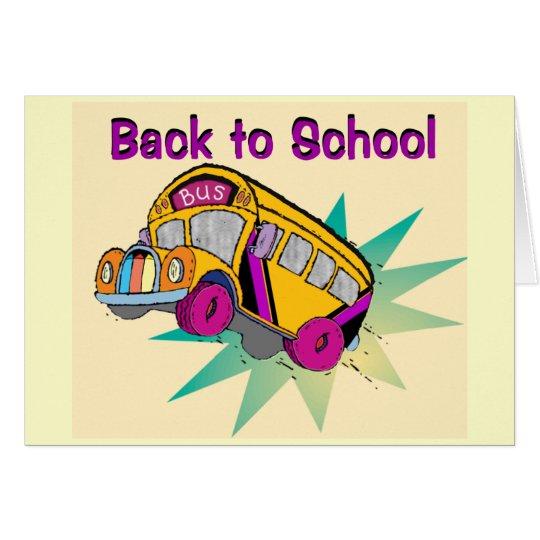 Zurück zu Schulec$bus-karte Karte