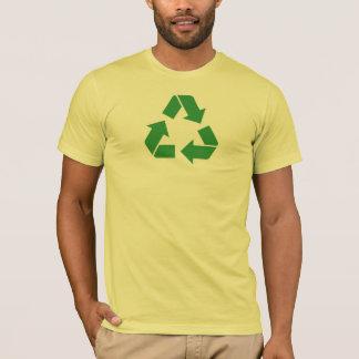 zurückführbar T-Shirt
