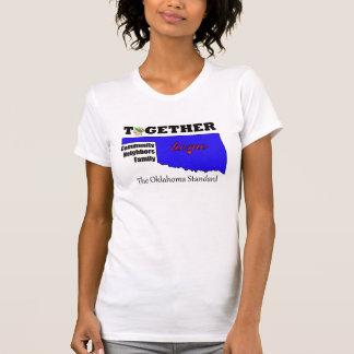 Zusammen - der Oklahoma-Standard T-Shirt