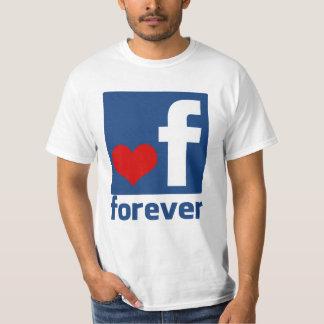 Zusammen für immer immer Familien-Paar-Mann-T - T-Shirt