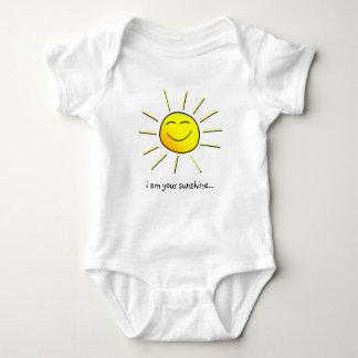 """Zusammenbringen des Sonnenscheins (zu """"Ihnen ist Baby Strampler"""
