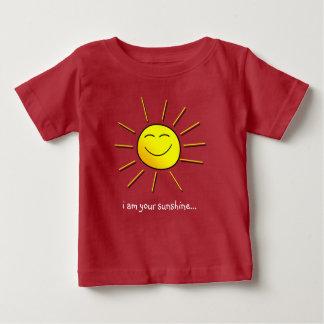 """Zusammenbringen des Sonnenscheins (zu """"Ihnen ist Baby T-shirt"""