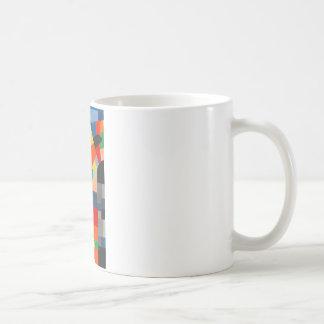 Zusammensetzung durch Otto Freundlich Kaffeetasse