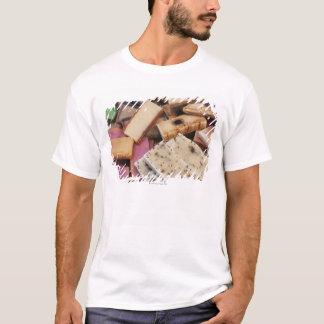 Zusammenstellung der Bio handgemachten Seifen T-Shirt