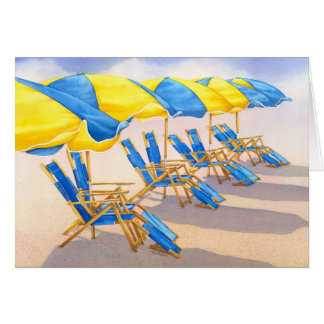 Zuwinken von Beachbrellas Karte