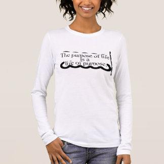 Zweck Leben T - Shirts