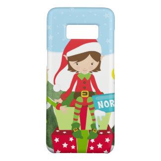 Zwei Elfe beim Nordpol Case-Mate Samsung Galaxy S8 Hülle