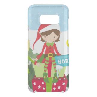Zwei Elfe beim Nordpol Get Uncommon Samsung Galaxy S8 Hülle