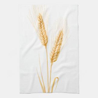 Zwei Ohren Weizen Geschirrtuch