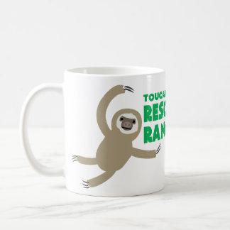 Zwei Toed Sloth-Tasse Kaffeetasse
