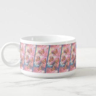 Zwei-Ton Pastell-Monarchen Kleine Suppentasse