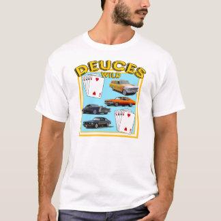 Zweien wild T-Shirt