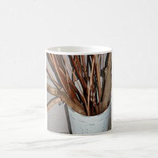 Zweig-Vase Kaffeetasse