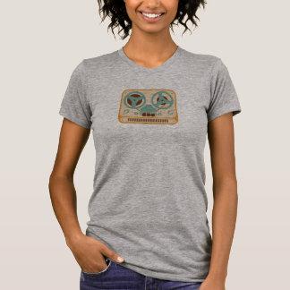 Zweispulentonbandgerät T-Shirt