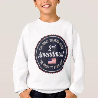 Zweite Änderung Sweatshirt