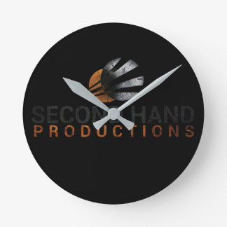 Zweite Handproduktions-Uhr Runde Wanduhr