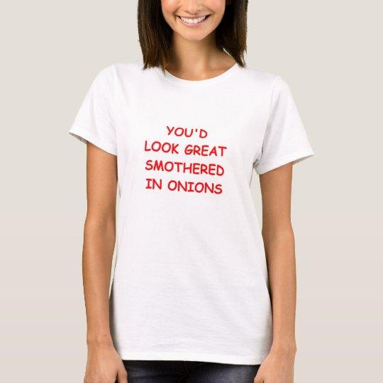 Zwiebeln T-Shirt