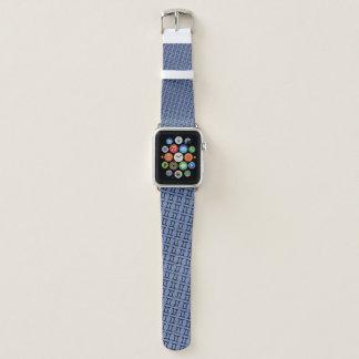Zwillings-Tierkreis-Symbol-Standard durch Kenneth Apple Watch Armband