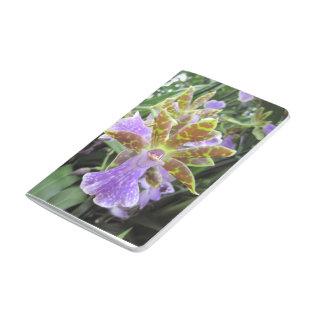 Zygopetalum Orchideen-Taschen-Zeitschrift Taschennotizbuch
