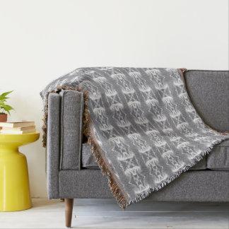 Zyklische Druck Wurfs-Decke Decke