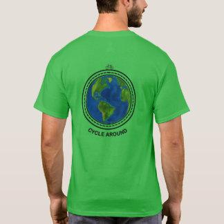 Zyklus um T - Shirt